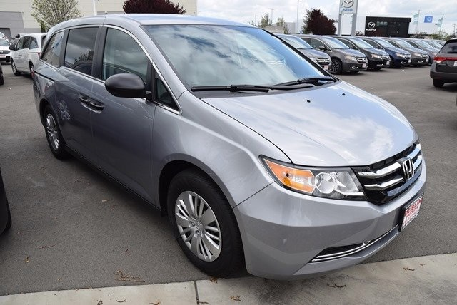 new 2016 honda odyssey lx 4d passenger van near san ramon. Black Bedroom Furniture Sets. Home Design Ideas