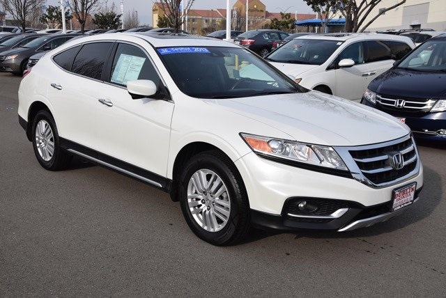 Certified pre owned 2013 honda crosstour ex l 4d sport for Pre certified honda