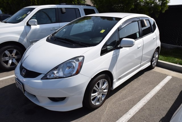 certified pre owned 2011 honda fit sport 4d hatchback near